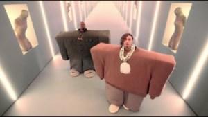 Video: Kanye West & Lil Pump - I Love It